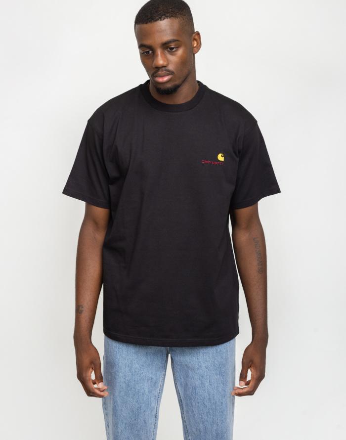 Tričko Carhartt WIP American Script T-Shirt