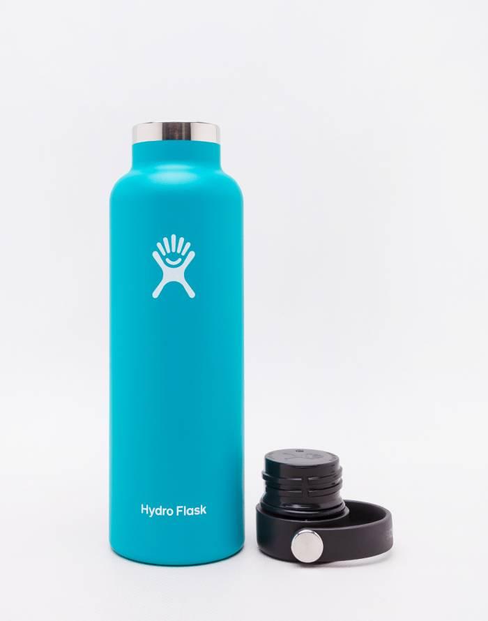 Fľaša na pitie Hydro Flask Standard Mouth Flex Cap 621 ml
