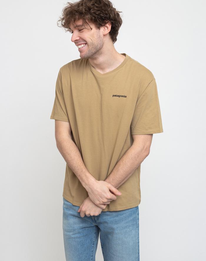Tričko Patagonia M's P-6 Logo Organic T-Shirt