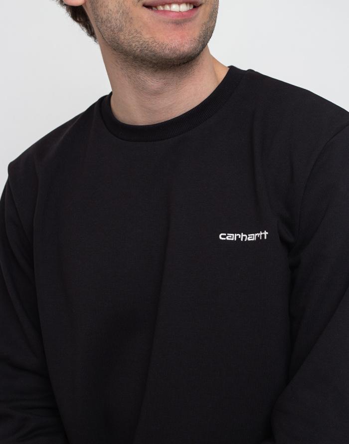 Mikina Carhartt WIP Script Embroidery Sweat