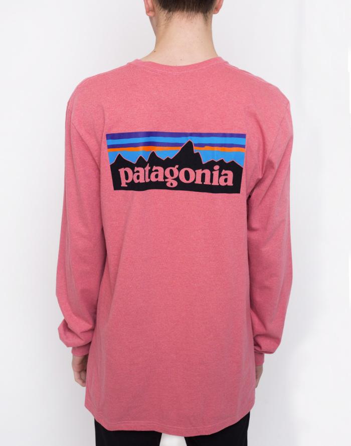 Tričko - Patagonia - P-6 Logo Responsibili-Tee