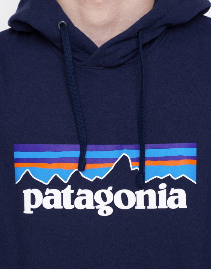 Mikina - Patagonia - P-6 Logo Uprisal Hoody