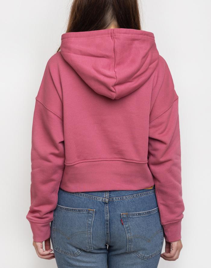 Sweatshirt adidas Originals Vocal Crop Hood