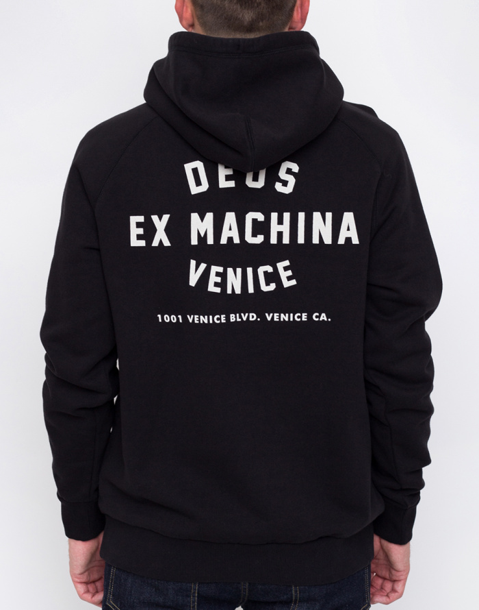 Mikina - Deus Ex Machina - Venice Address