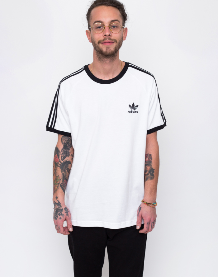 Tričko - adidas Originals - 3-Stripes