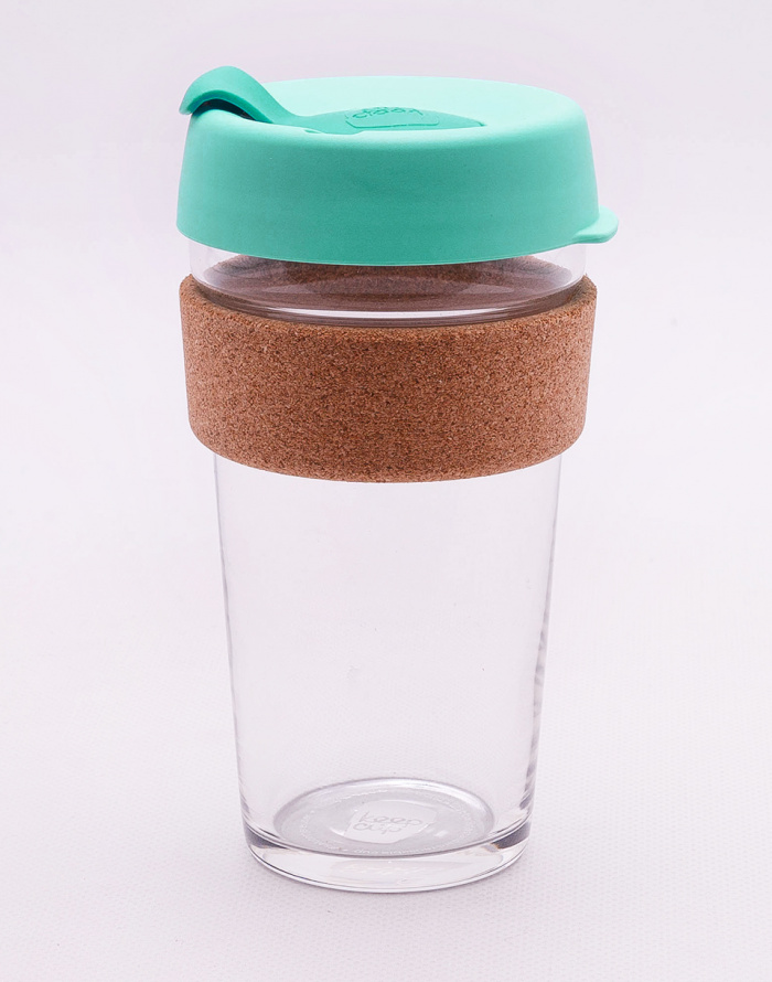 Hrnček KeepCup Cork Brew Stream L