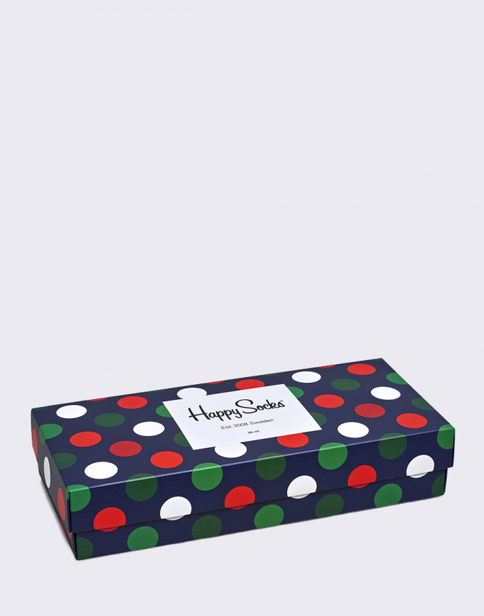 Ponožky - Happy Socks - Holiday Big Dot Gift Box