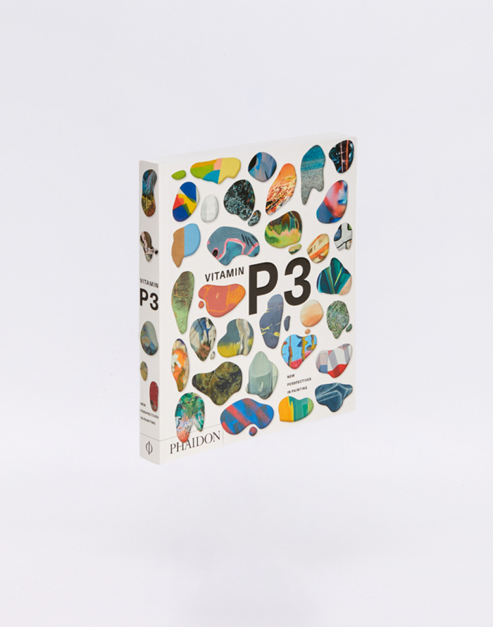 Kniha Phaidon Vitamin P3: New Perspectives in Painting