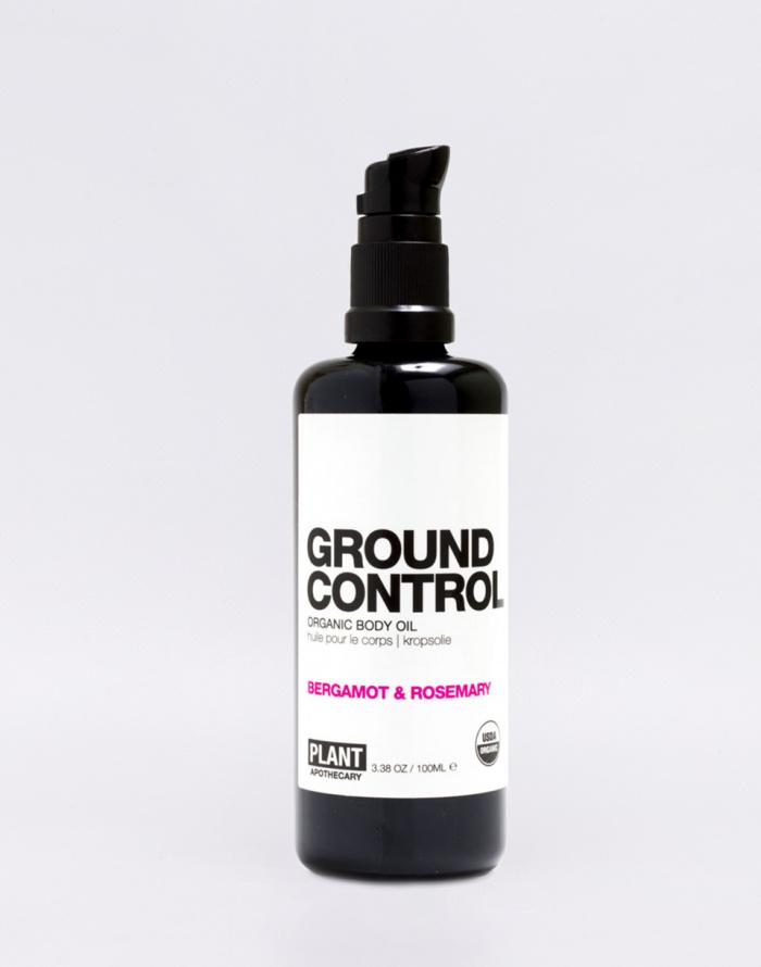 Kozmetika Plant Apothecary Ground Control Body Oil 100 ml