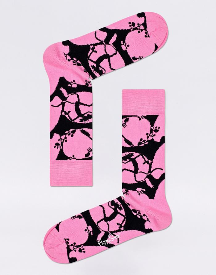 Ponožky - Happy Socks - Pink Panther Pink-A-Boo