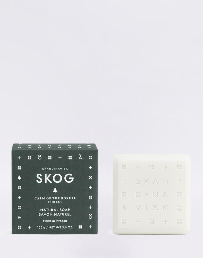 Kozmetika - Skandinavisk - Skog 100 g Bar Soap