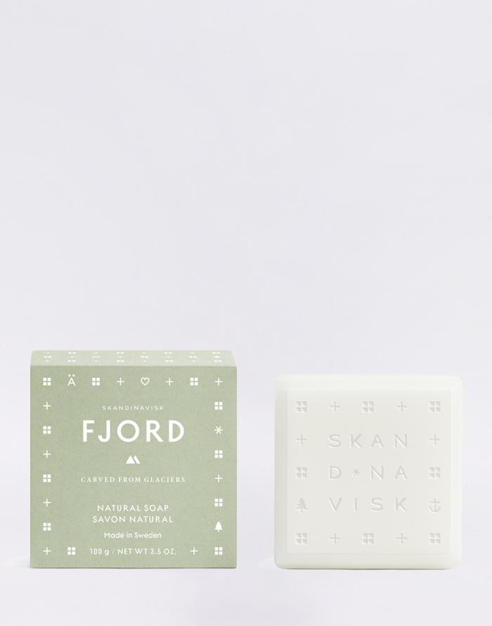 Kozmetika Skandinavisk Fjord 100 g Bar Soap