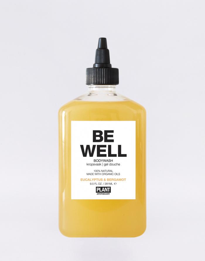 Kozmetika Plant Apothecary Be Well Body Wash 281 ml