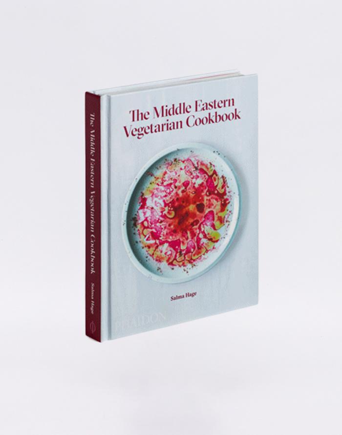 Kniha Phaidon The Middle Eastern Vegetarian Cookbook