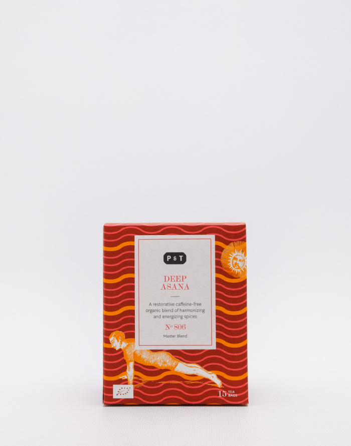 Čaj P&T Deep Asana No. 806