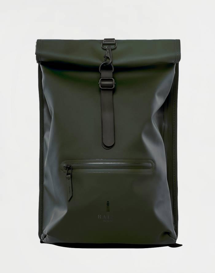 Mestský batoh Rains Roll Top Rucksack
