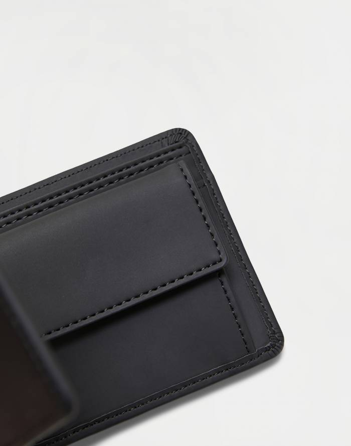 S vreckom na mince Rains Folded Wallet