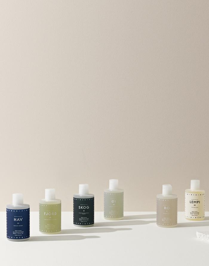 Kozmetika Skandinavisk Lempi 300 ml Body Wash
