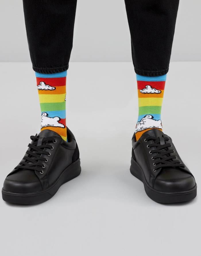 Ponožky We are Ferdinand Duhové
